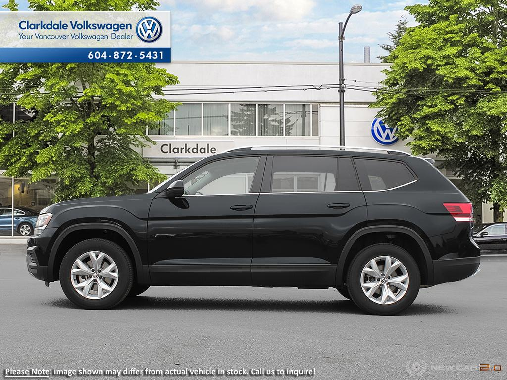 Certified Pre-Owned 2018 Volkswagen Atlas Trendline 3.6L 8sp at w/Tip 4MOTION