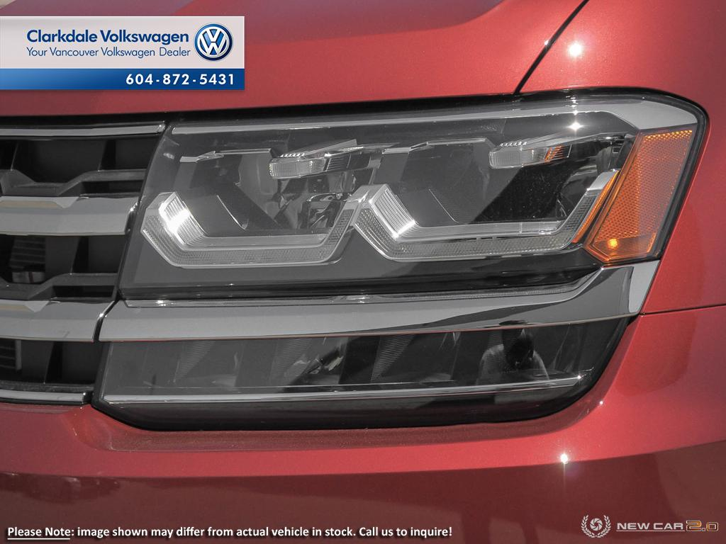New 2019 Volkswagen Atlas Highline 3.6L 8sp at w/Tip 4MOTION