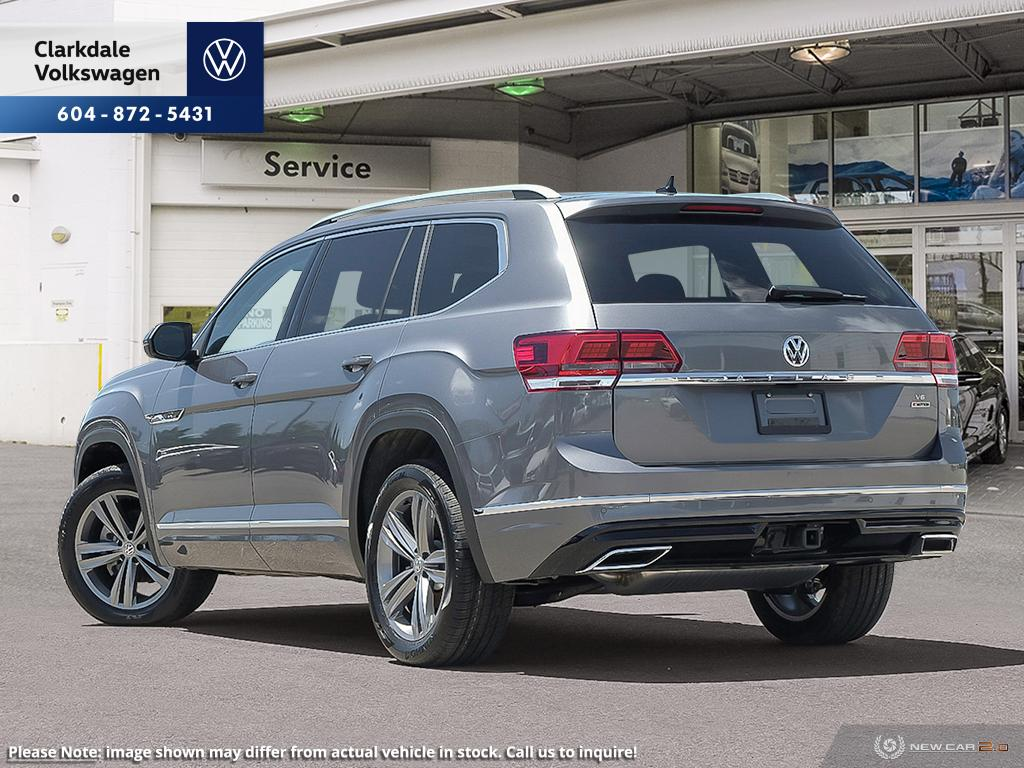 New 2019 Volkswagen Atlas Execline 3.6L 8sp at w/Tip 4MOTION