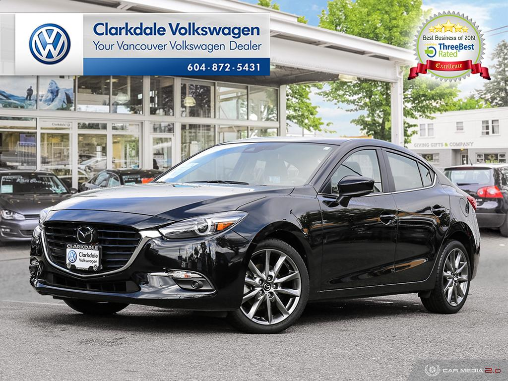 Pre-Owned 2018 Mazda3 GT at