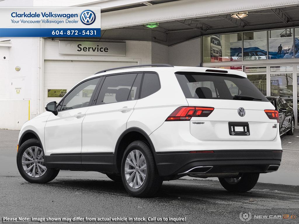 New 2018 Volkswagen Tiguan Trendline 2.0 8sp at w/Tip 4M