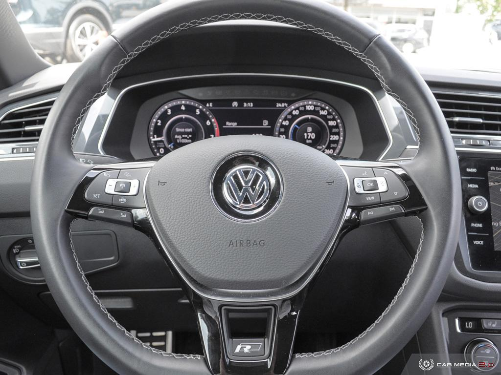 Certified Pre-Owned 2019 Volkswagen Tiguan Highline 2.0T 8sp at w/Tip 4M