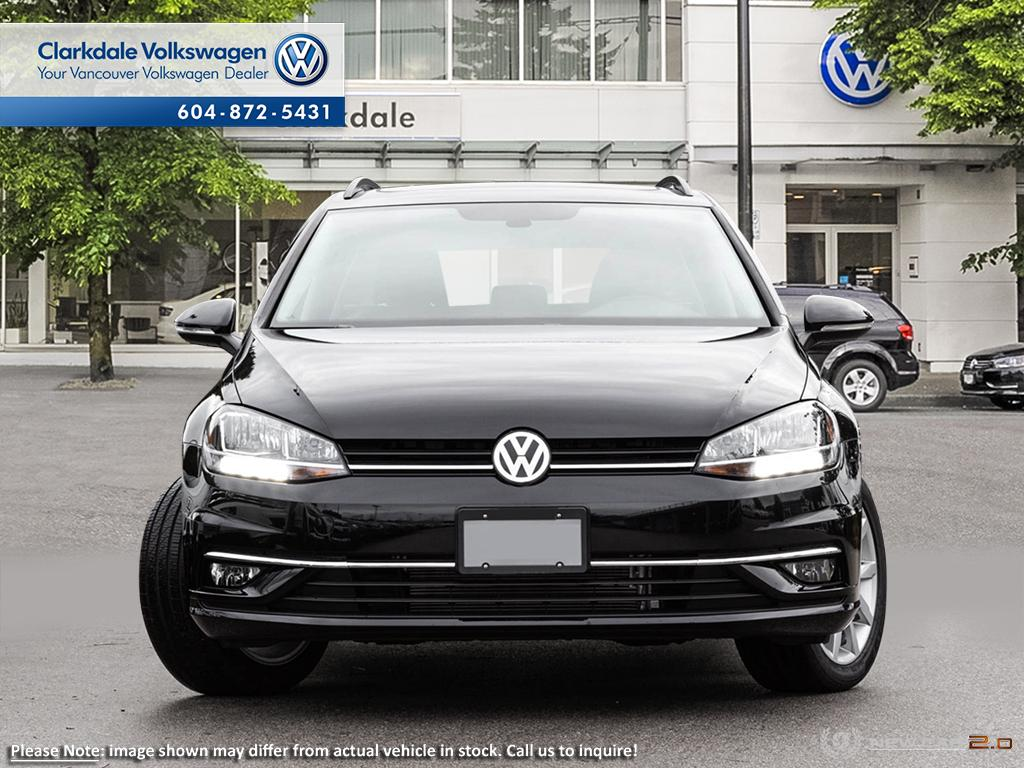 New 2019 Volkswagen Golf Sportwagen 1.8T Highline DSG 6sp at w/Tip 4MOTION