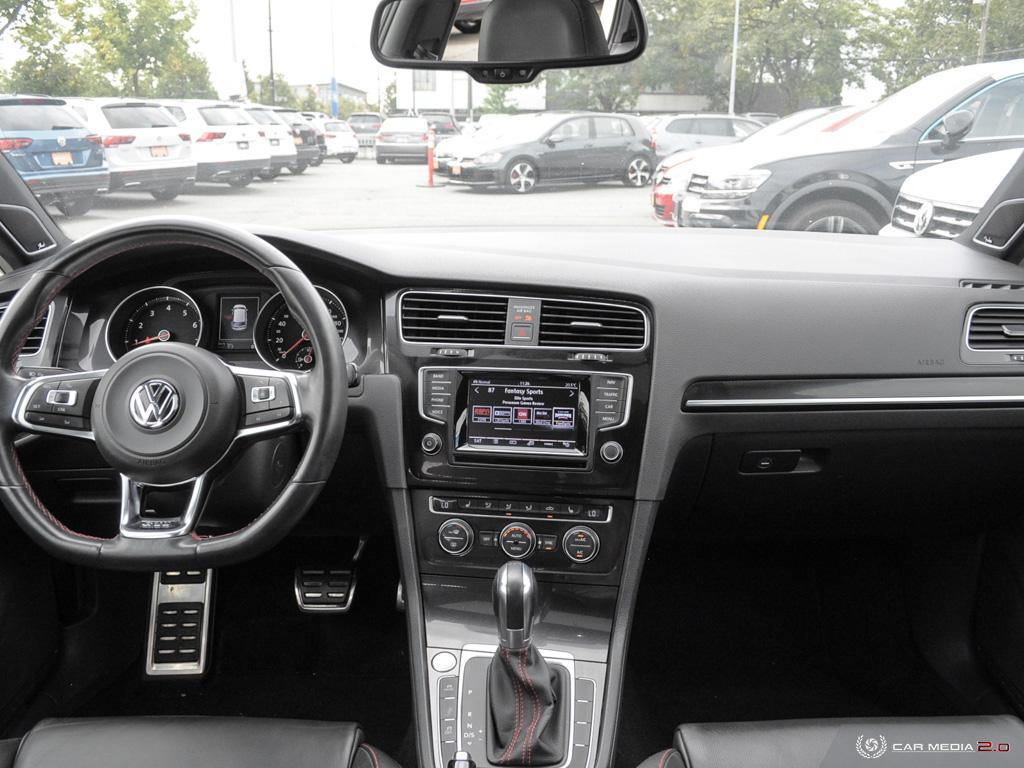 Certified Pre-Owned 2015 Volkswagen Golf GTI 5-Dr 2.0T Performance at DSG Tip
