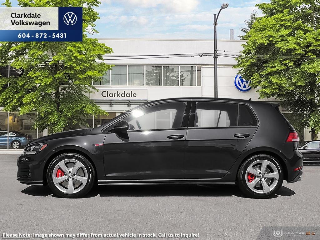 NEW 2019 VOLKSWAGEN GOLF GTI 5-DR 2 0T 7SP AT DSG W/TIP 5-DOOR HATCHBACK