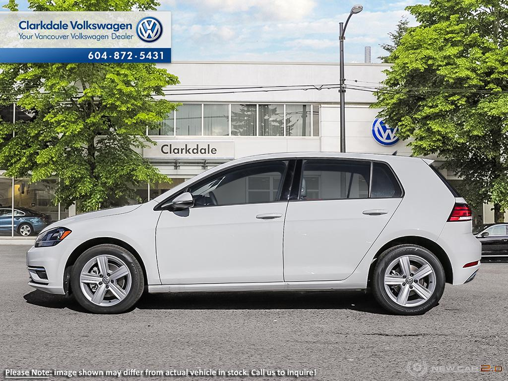 New 2018 Volkswagen Golf 5-Dr 1.8T Comfortline 5sp