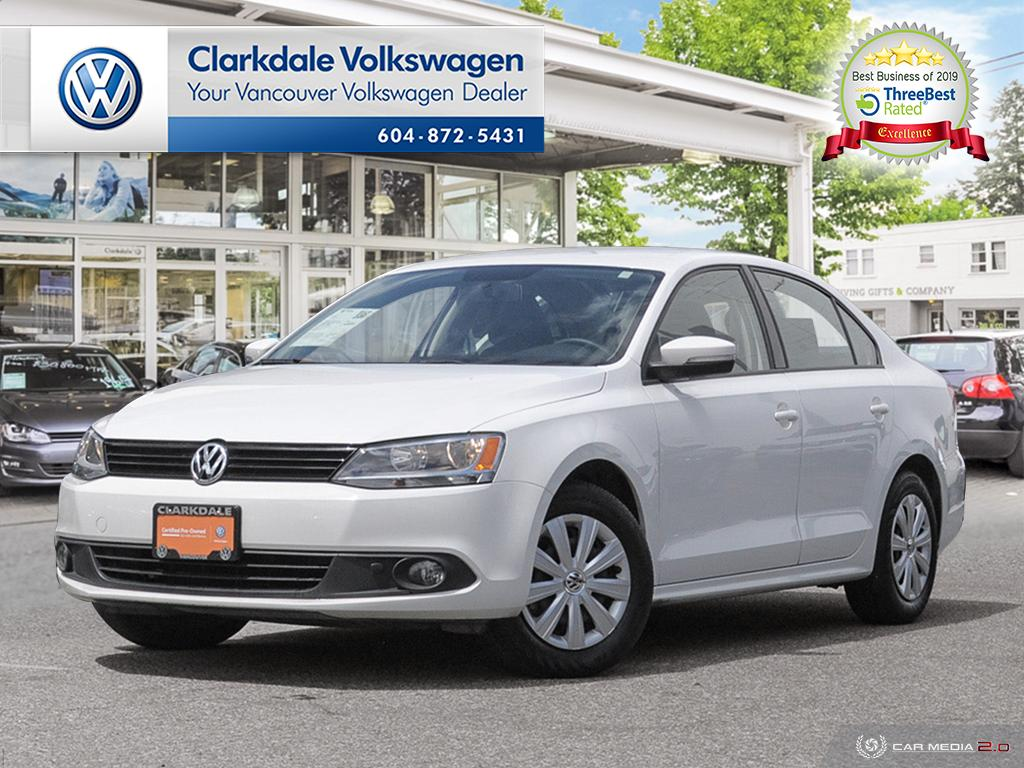 Pre-Owned 2014 Volkswagen Jetta Trendline plus 2.0 TDI 6sp DSG at w/ Tip