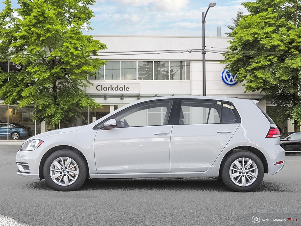 Certified Pre-Owned 2018 Volkswagen Golf 5-Dr 1.8T Trendline 6sp at w/Tip