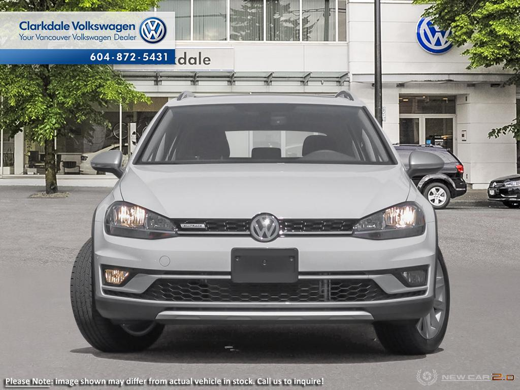 New 2019 Volkswagen Golf Alltrack 1.8T Highline DSG 6sp at w/Tip 4MOTION