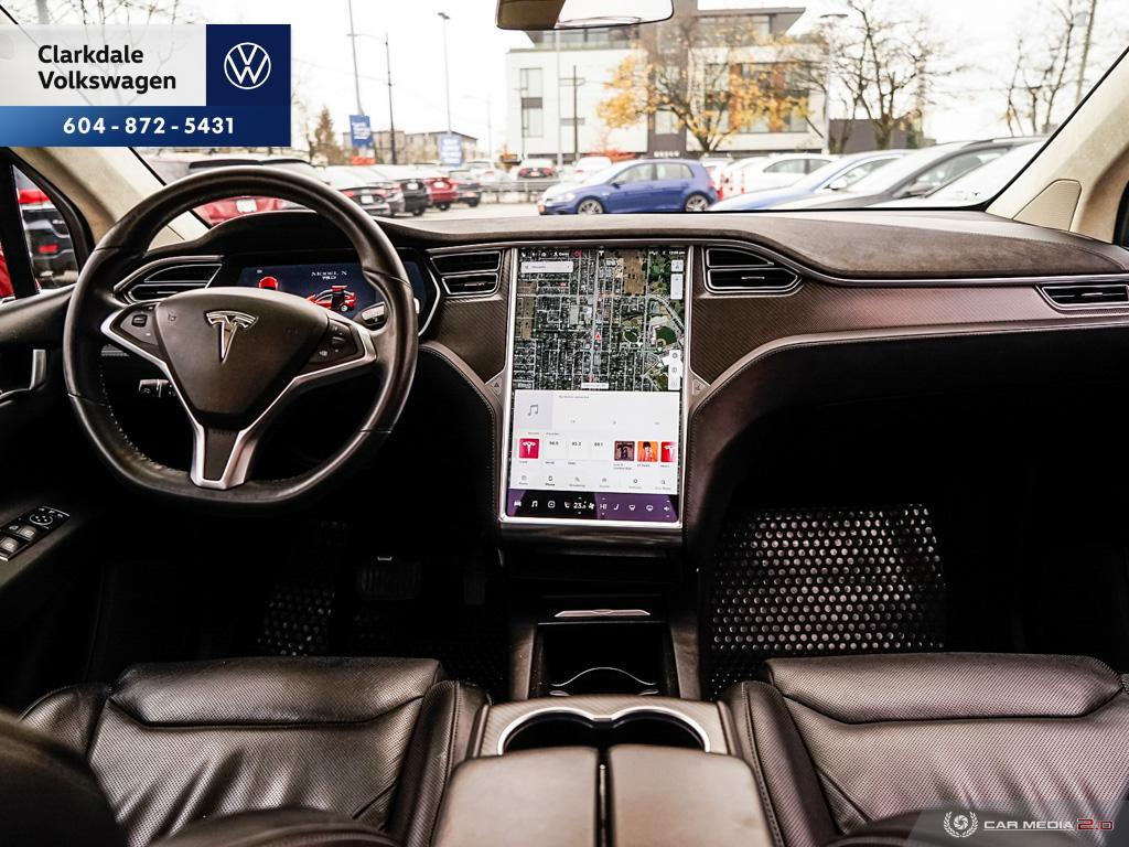 Pre-Owned 2016 Tesla Model X