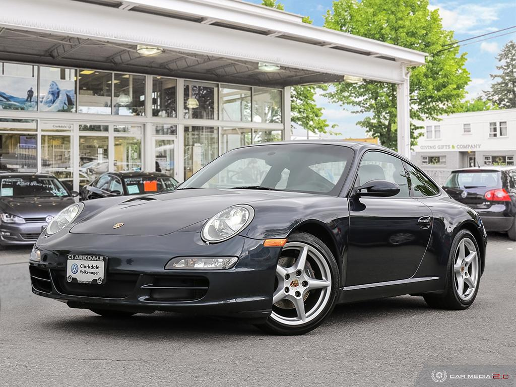 Pre-Owned 2005 Porsche 911 Carrera Coupe