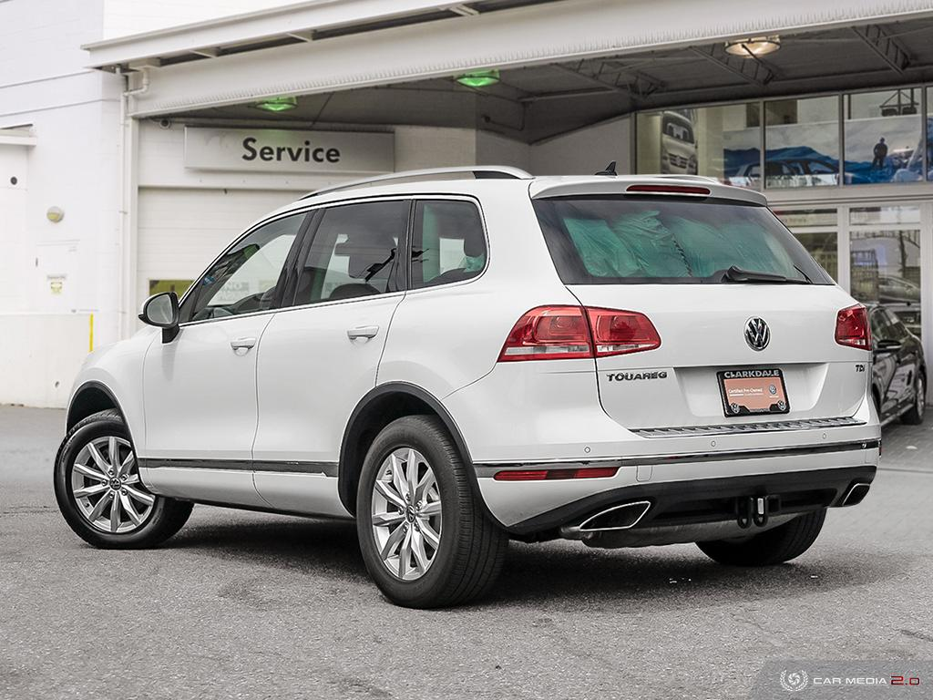 Certified Pre-Owned 2015 Volkswagen Touareg Sportline 3.0 TDI 8sp at Tip 4M