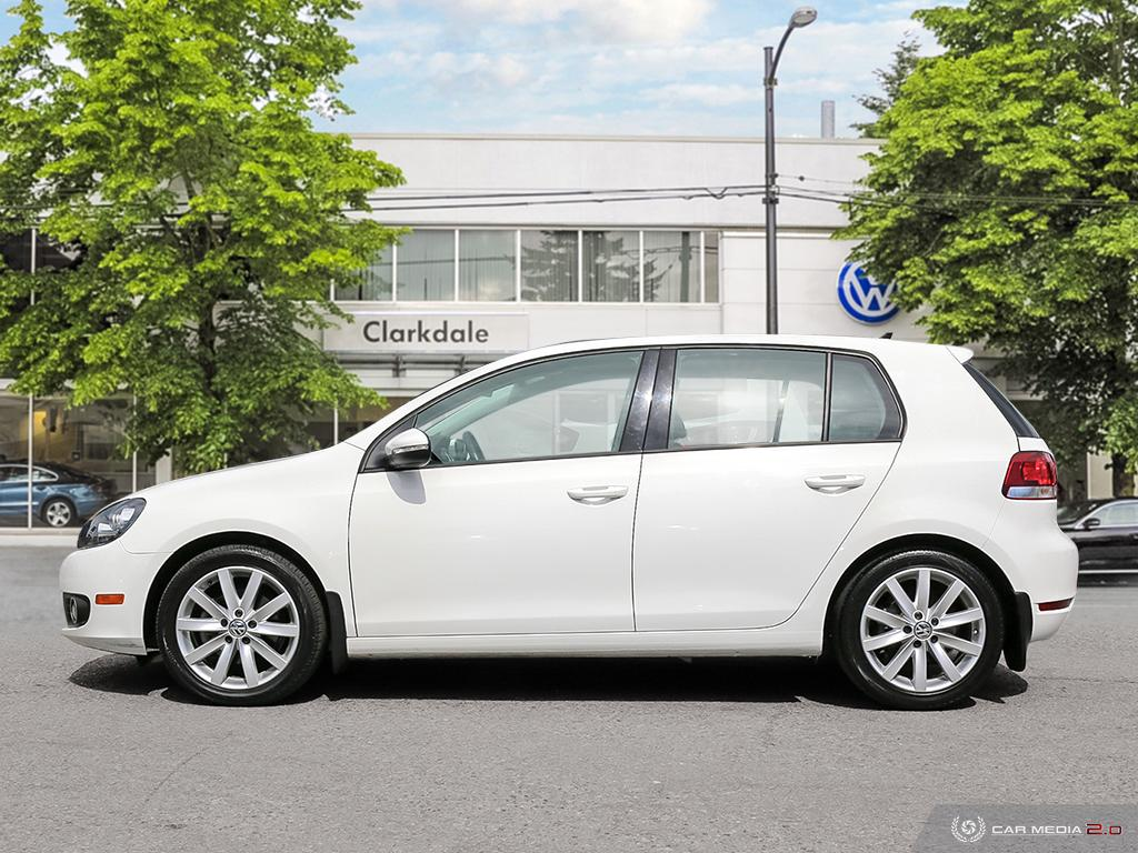 Certified Pre-Owned 2013 Volkswagen Golf 5-Dr Highline 2.5 at Tip