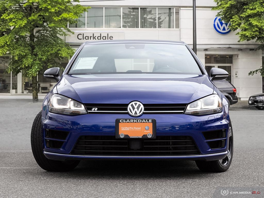 Certified Pre-Owned 2016 Volkswagen Golf R 5-Dr 2.0T 4MOTION at DSG