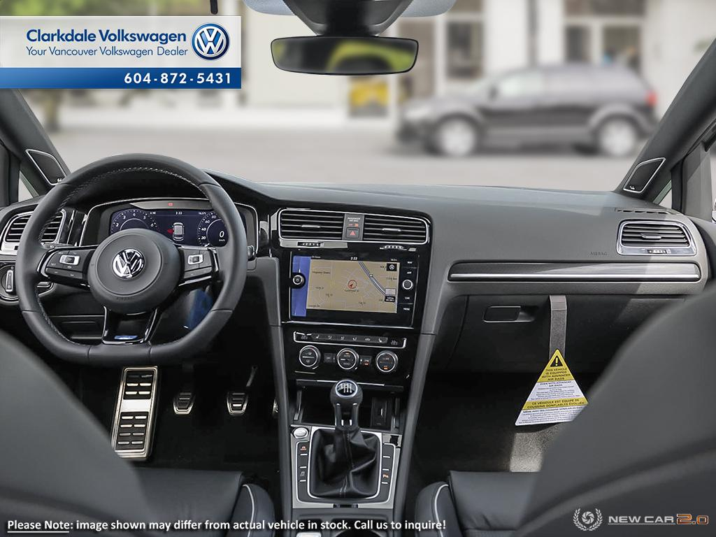 New 2019 Volkswagen Golf R 5-Dr 2.0T 4MOTION 6sp