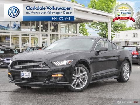 Pre-Owned 2017 Ford Mustang Coupe Ecoboost Premium