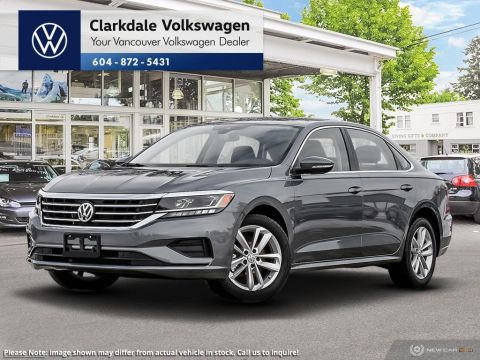New 2020 Volkswagen Passat Highline 2.0T 6sp at w/Tip