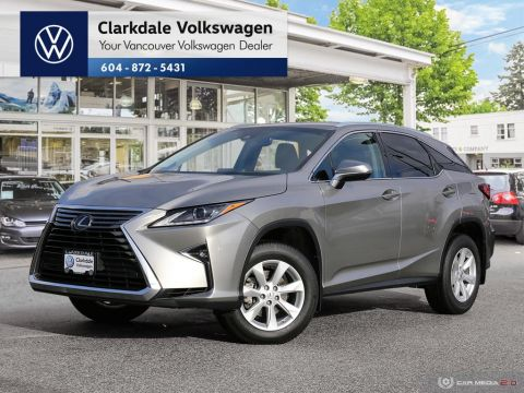 Pre-Owned 2017 Lexus RX350 8A