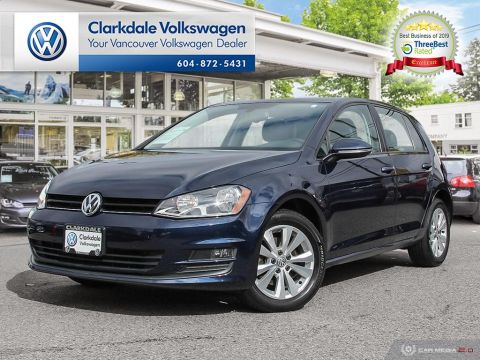 Pre-Owned 2015 Volkswagen Golf 5-Dr 1.8T Comfortline 5sp