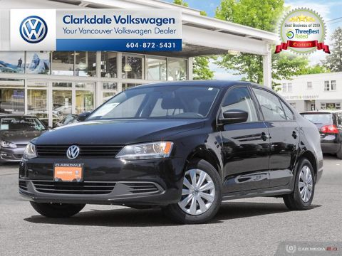 CERTIFIED PRE-OWNED 2013 VOLKSWAGEN JETTA TRENDLINE PLUS 2.0 5SP FRONT WHEEL DRIVE 4-DOOR SEDAN
