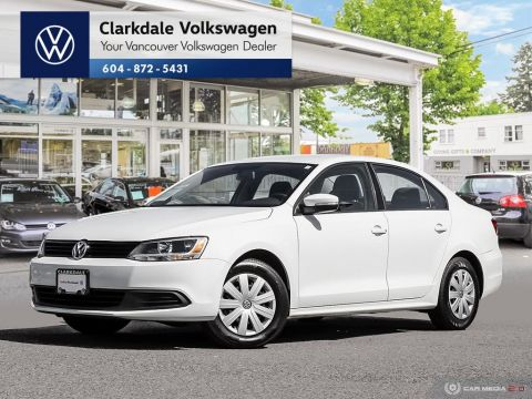 Pre-Owned 2014 Volkswagen Jetta Trendline plus 2.0 6sp w/Tip
