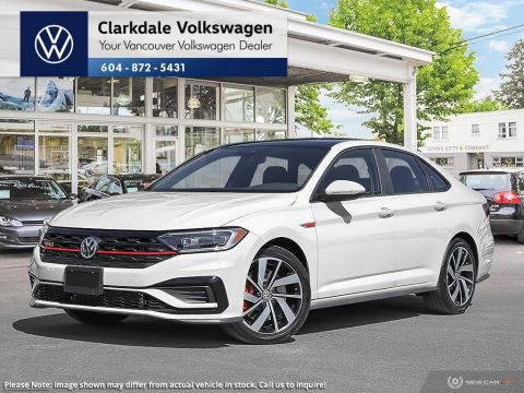 New 2020 Volkswagen Jetta GLI 2.0T 7sp DSG at w/Tip