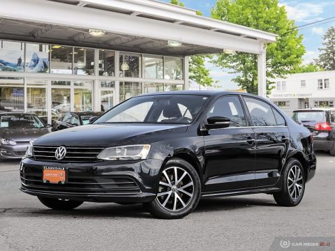 CERTIFIED PRE-OWNED 2015 VOLKSWAGEN JETTA COMFORTLINE 1.8T 5SP FRONT WHEEL DRIVE 4-DOOR SEDAN
