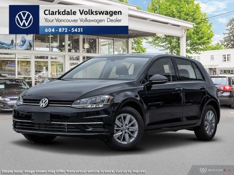 New 2020 Volkswagen Golf 5-Dr 1.4T Comfortline 8sp at w/Tip