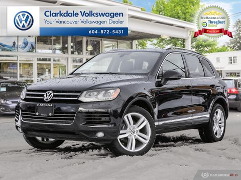 Pre-Owned 2014 Volkswagen Touareg Execline 3.0 TDI 8sp at Tip 4M