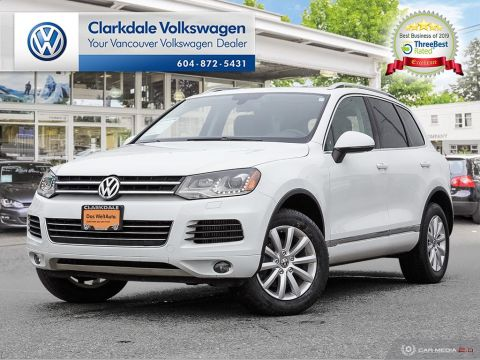 CERTIFIED PRE-OWNED 2014 VOLKSWAGEN TOUAREG HIGHLINE 3.0 TDI 8SP AT TIP 4M AWD